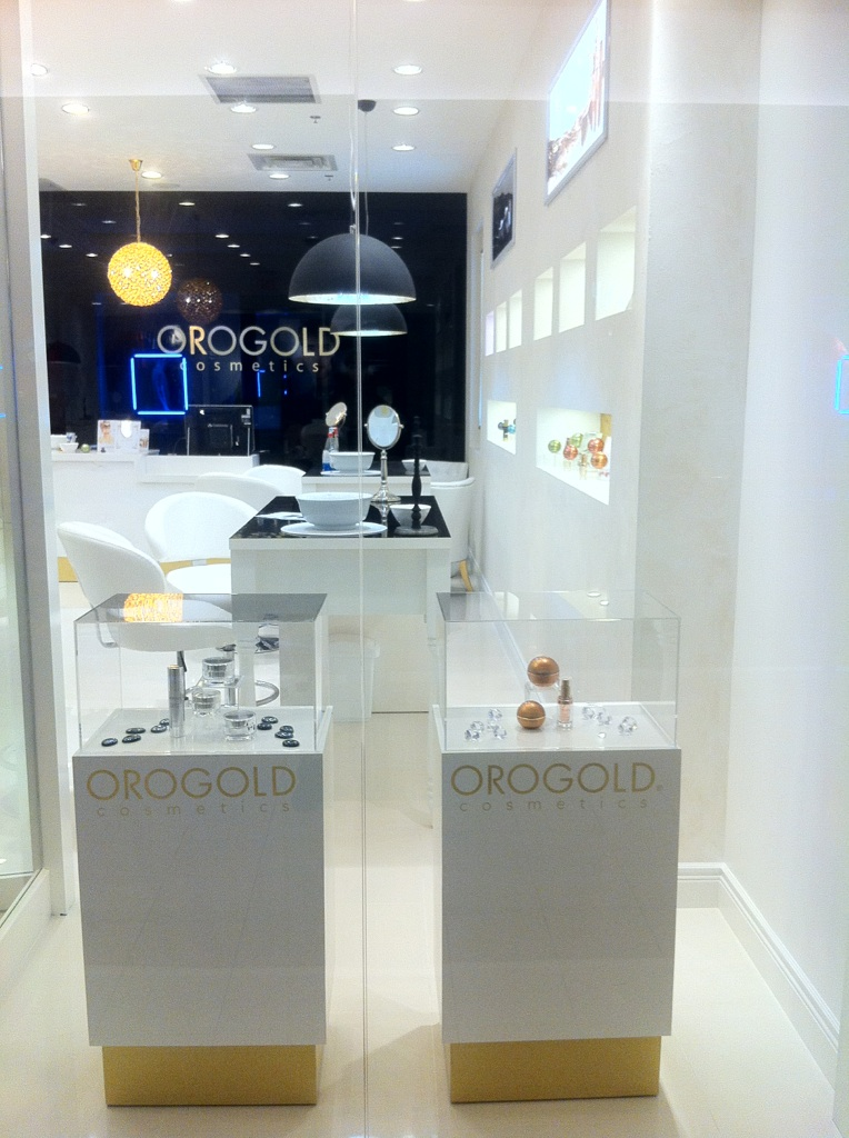 Storefront of OROGOLD Canada Store