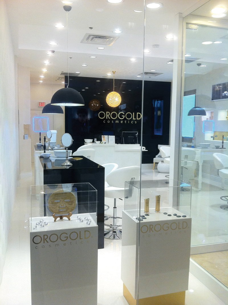 OROGOLD Store in Toronto