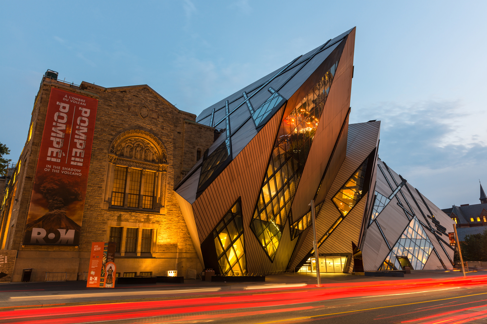 Picture Of Royal Ontario Museum
