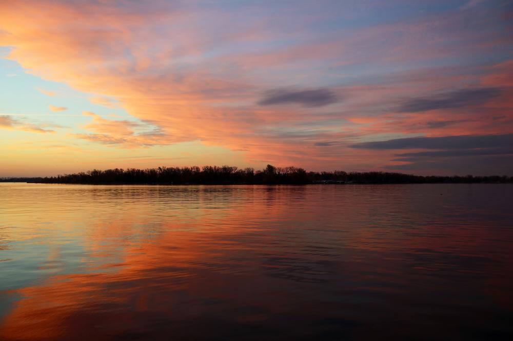 View Of Toronto Island